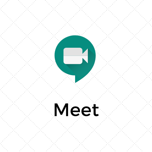 guru les privat online dengan google meet di muncul